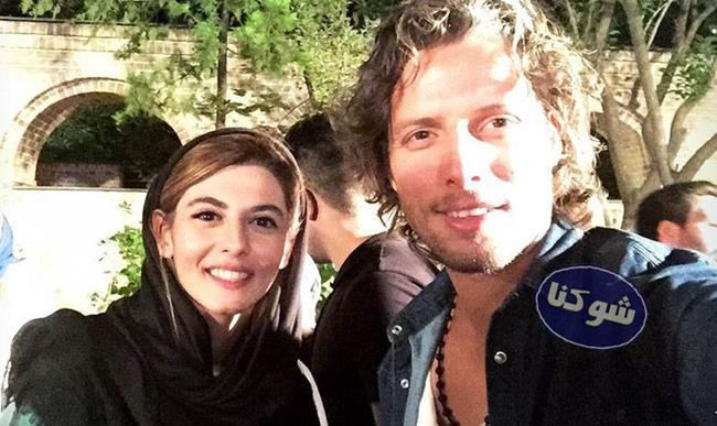 عکس های مهسا طهماسبی و همسرش