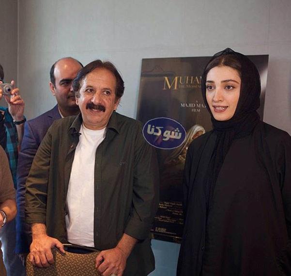 بیوگرافی مجید مجیدی و همسرش,همسر مجید مجیدی