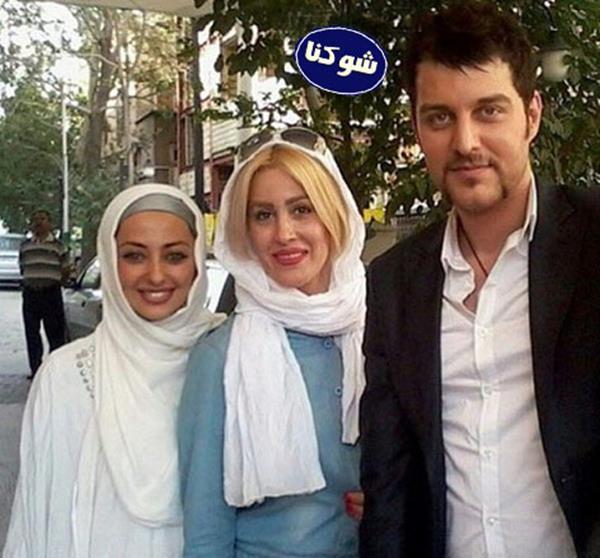 بیوگرافی باربد بابایی و همسرش