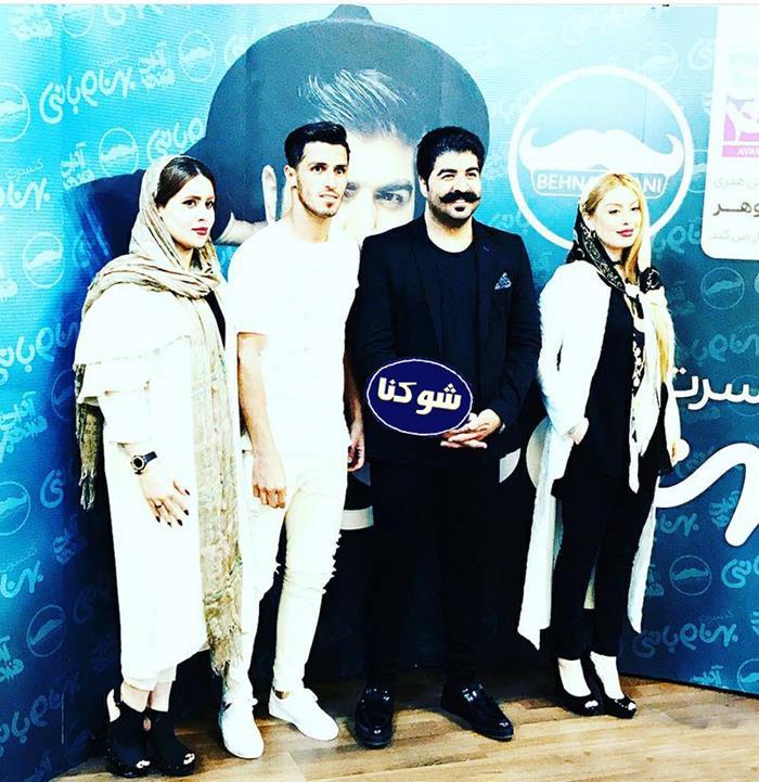 بیوگرافی علی علیپور و همسرش,خانواده علی علیپور
