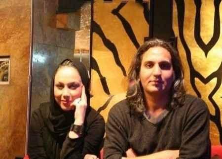 محمدرضا آرین همسر بهنوش بختیاری