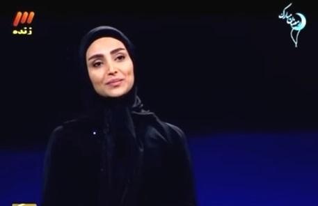 بیوگرافی الهام عرب,الهام عرب در برنامه ماه عسل