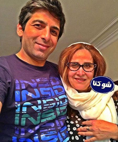 حمید گودرزی و مادرش,مادر حمید گودرزی