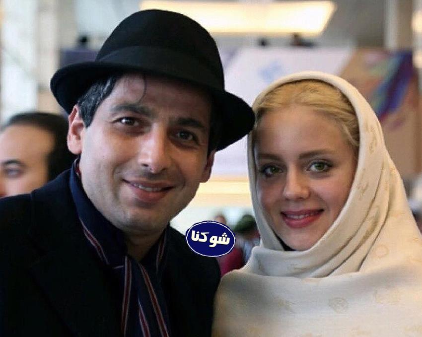 همسر حمید گودرزی,حمید گودرزی و همسرش