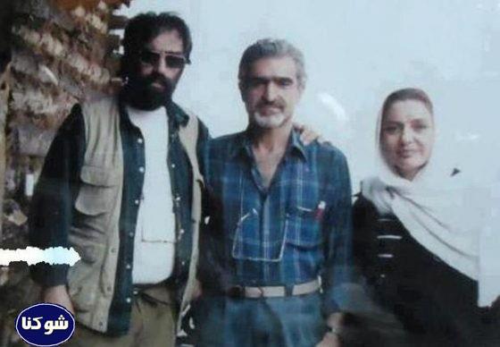 عکس مسعود کیمیایی با گوگوش در شمال
