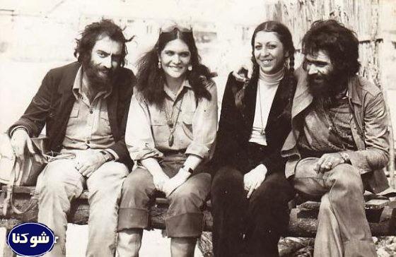 بیوگرافی مسعود کیمیایی و همسرش گیتی پاشایی