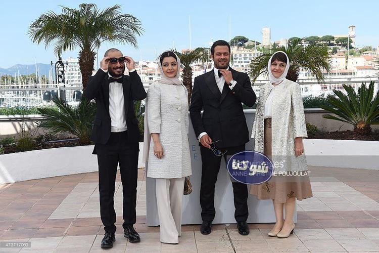 بیوگرافی نوید محمدزاده در جشنواره