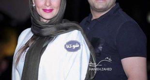 بیوگرافی سام درخشانی و همسرش