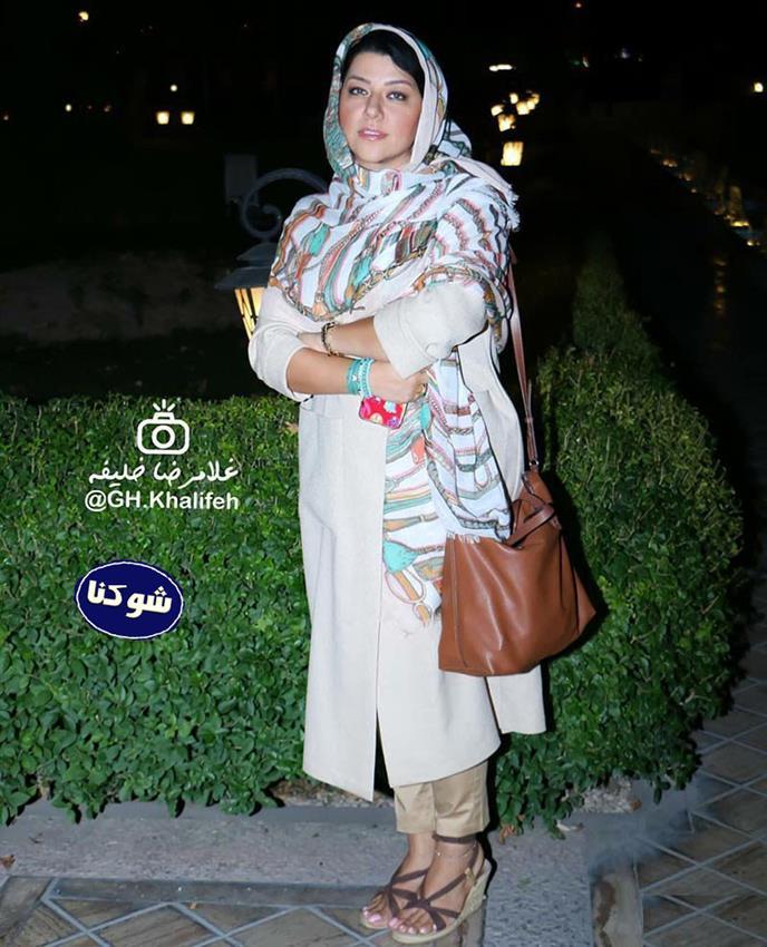 بیوگرافی شهاب حسینی,همسر شهاب حسینی