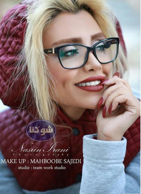 بیوگرافی الهام عرب,عکس های مدلینگ الهام عرب