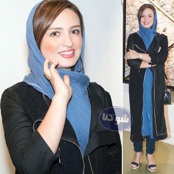 بیوگرافی گلاره عباسی و همسرش + عکس های گلاره عباسی