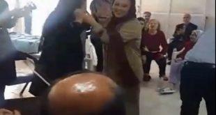 فیلم رقص بهنوش بختیاری در خانه سالمندان +ماجرا
