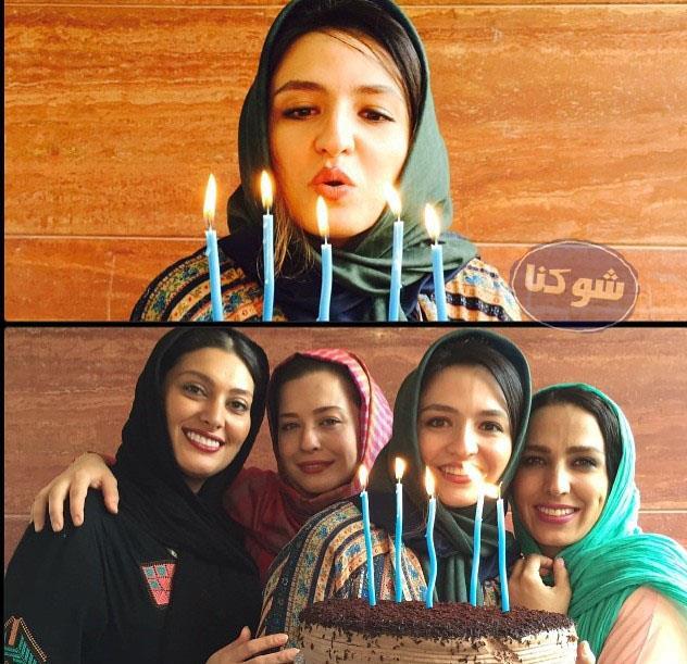 عکس خانوادگی گلاره عباسی,عکس های گلاره عباسی