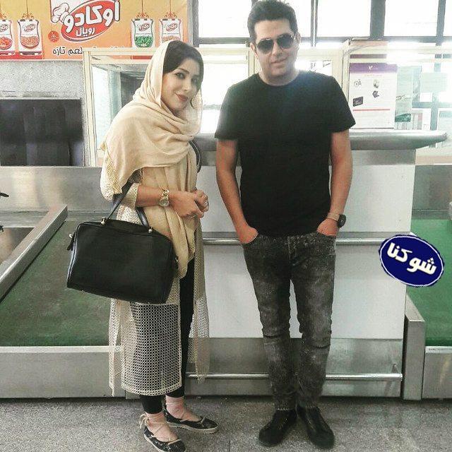 بیوگرافی حمید عسکری و همسرش,همسر حمید عسکری