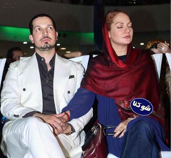 مهناز افشار و همسرش محمد یاسین رامین