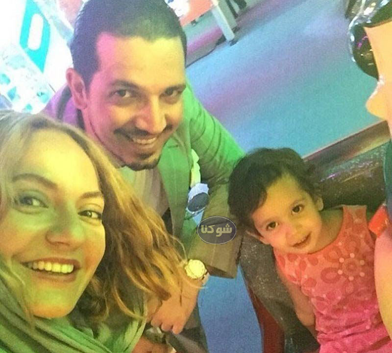مهناز افشاز و همسر و دخترش لیا,محمد یاسین رامین همسر مهناز افشار