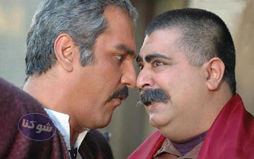 بیوگرافی مهران مدیری,مهران مدیری در سریال برره