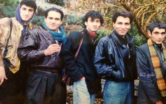 عکس جوانی مهران مدیری,عکس قدیمی مهران مدیری