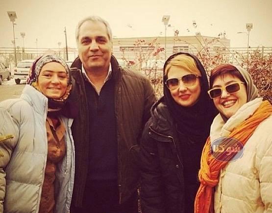 بیوگرافی مهران مدیری و همسرش,خانواده مهران مدیری