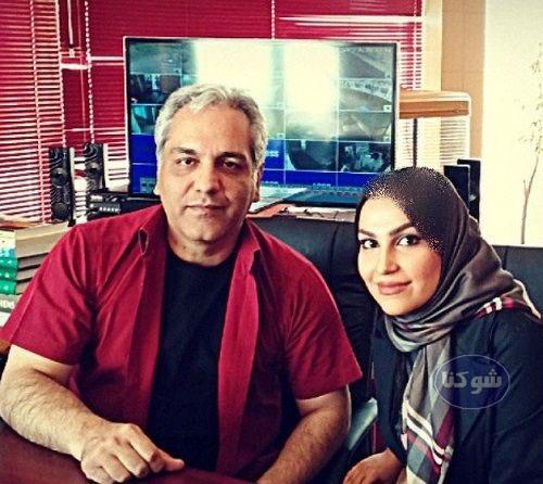 بیوگرافی مهران مدیری و همسرش,همسر مهران مدیری