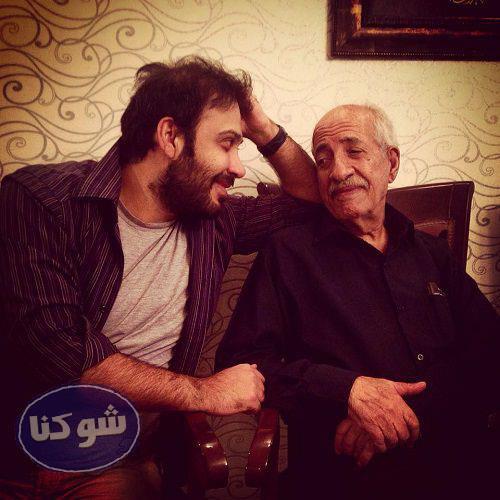 عکس پدر محسن چاوشی,عکس محسن چاوشی و پدرش