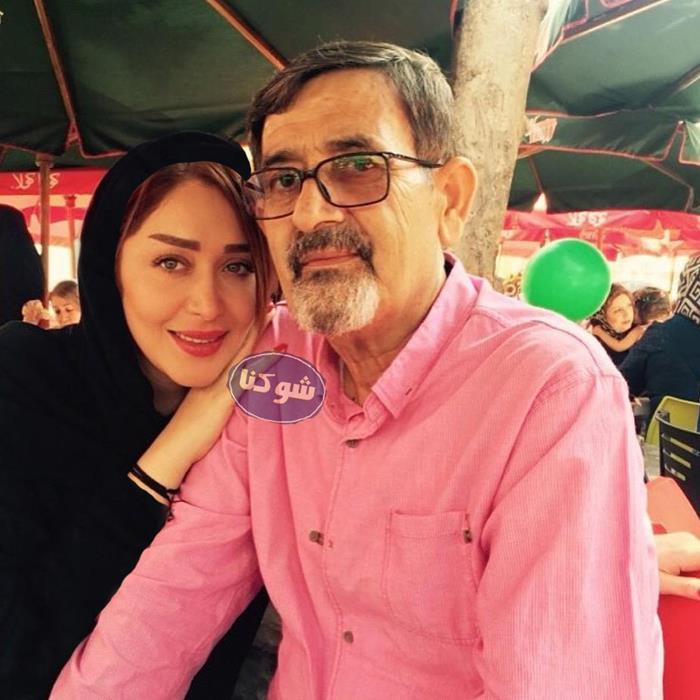 عکس پدر سارا منجزی,عکس های سارا منجزی و پدرش