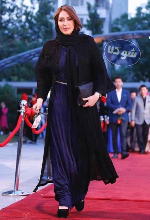 تیپ سارا منجزی در جشنواره