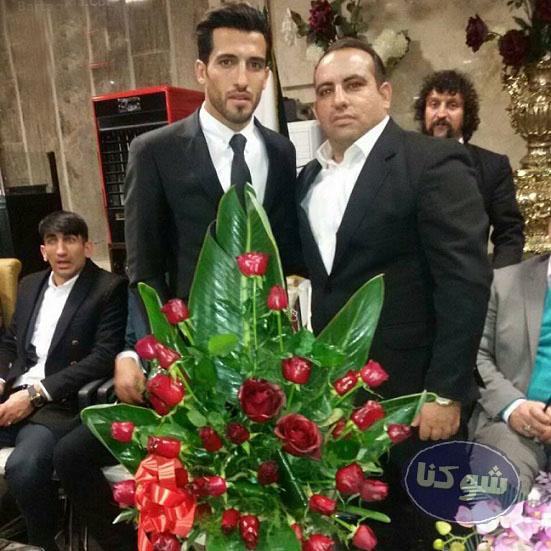 بیوگرافی وحید امیری و همسرش +عکس های خانوادگی