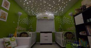 مدل دکوراسیون اتاق کودک,دکوراسیون جدید اتاق بچه