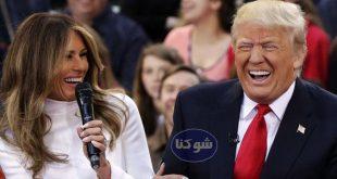 عکس های ملانیا ترامپ,تصاویر همسر ترامپ