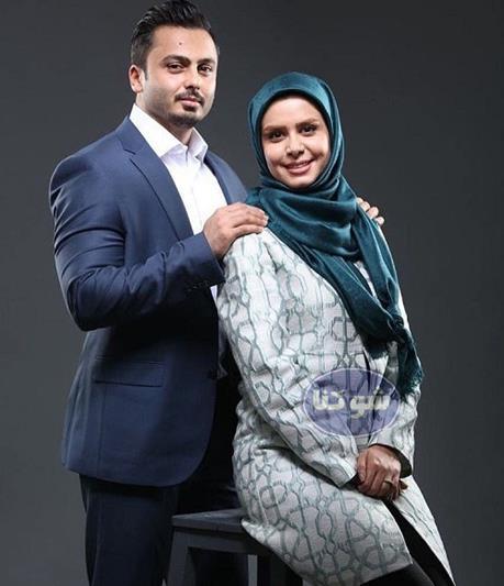 عکس همسر نجمه جودکی,شوهر نجمه جودکی