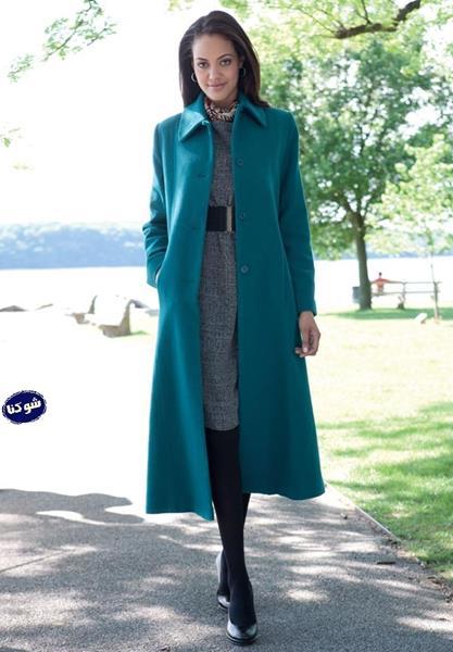 مدل های جدید پالتو زنانه,مدل زیبا پالتو دخترانه