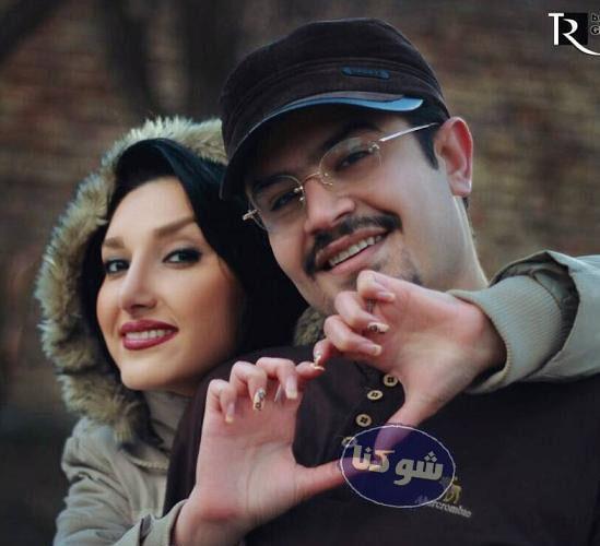 همسر پیمان طالبی,عکس های پیمان طالبی و همسرش