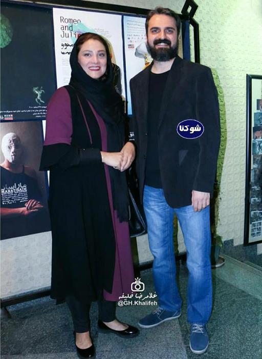 بیوگرافی شبنم مقدمی و همسرش علیرضا آرا +تصاویر