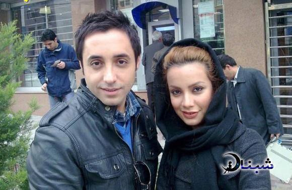 بیوگرافی امیرحسین رستمی و همسرش