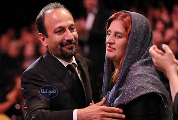 بیوگرافی اصغر فرهادی و همسرش + عکس های خانوادگی