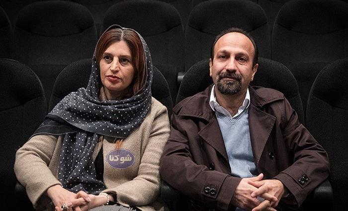 بیوگرافی اصغر فرهادی و همسرش,زن اصغر فرهادی