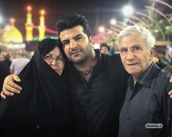 بیوگرافی مجید خراطها,پدر و مادر مجید خراطها