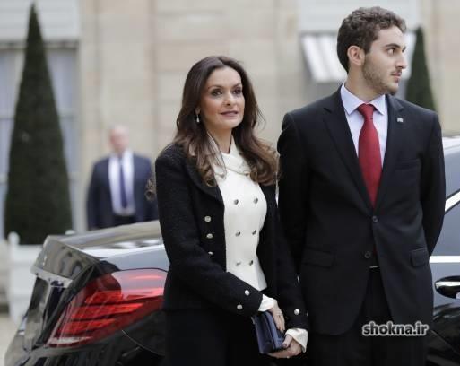 همسر نخست وزیر لبنان,همسر سعد حریری
