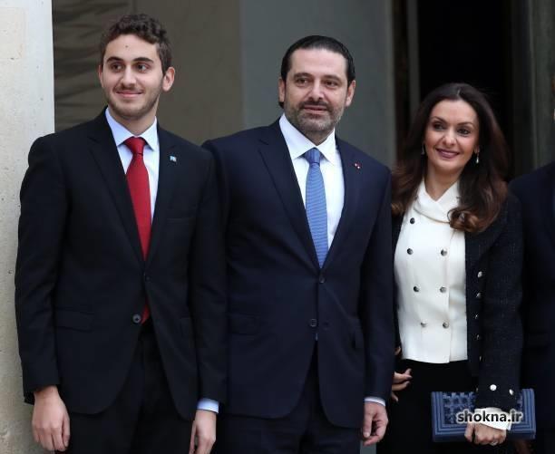 بیوگرافی سعد حریری و همسرش +عکس های خصوصی