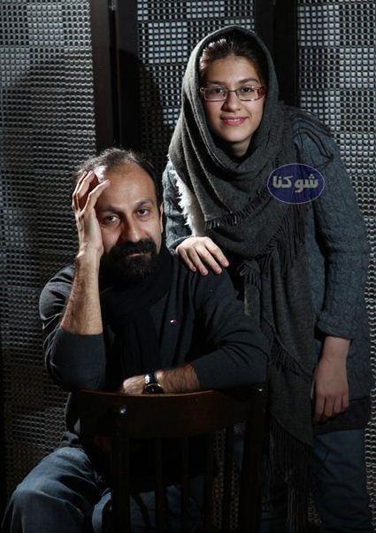 بیوگرافی سارینا فرهادی دختر اصغر فرهادی