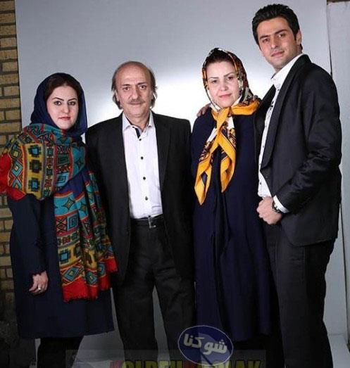 بیوگرافی علی ضیا و همسرش + عکس های خانواده