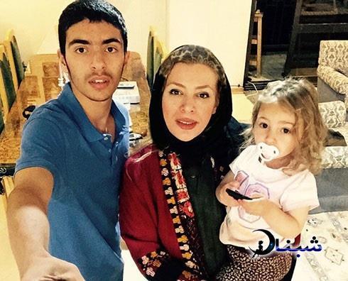 بیوگرافی بیژن بنفشه خواه و همسرش +عکس های خانودگی