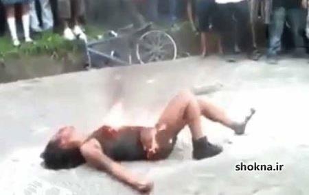 تصاویر خشونت علیه زنان