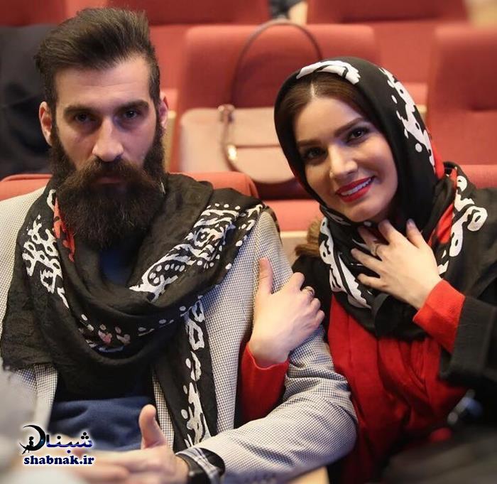 بیوگرافی متین ستوده و همسرش