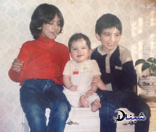 بیوگرافی متین ستوده,عکس کودکی متین ستوده