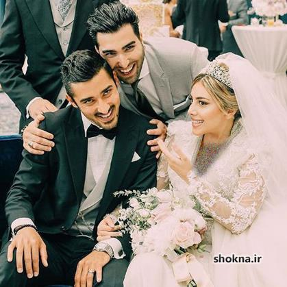 بیوگرافی رضا قوچان نژاد و همسرش