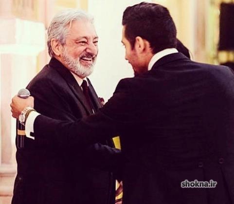 بیوگرافی رضا قوچان نژاد,عروسی رضا قوچان نژاد