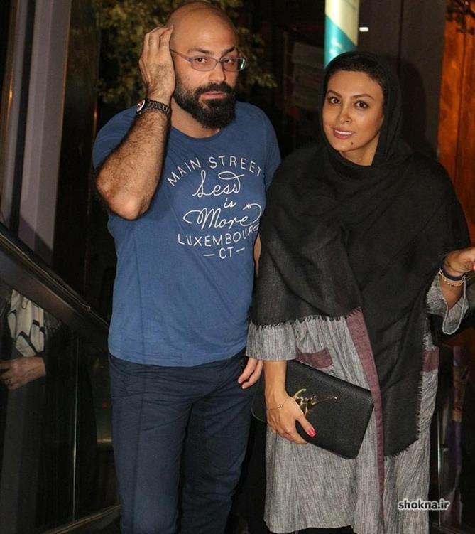 بیوگرافی سمیرا حسینی و همسرش,همسر سمیرا حسینی