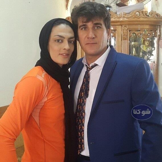 بیوگرافی شهربانو منصوریان و همسرش,همسر شهربانو منصوریان